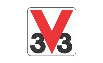 Logo firmy: V33